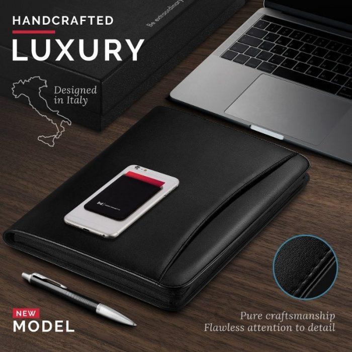 Zippered-handmade-portfolio