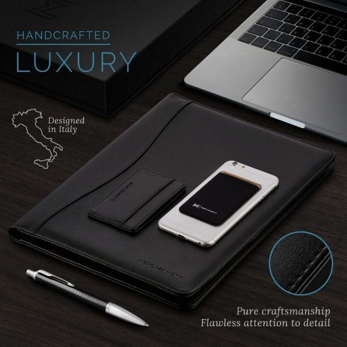Black-executive-binder-with-notepad