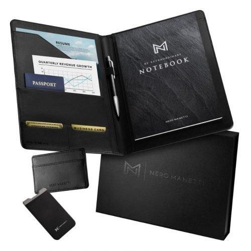 black-notepad-binder-for-real-estate-agents