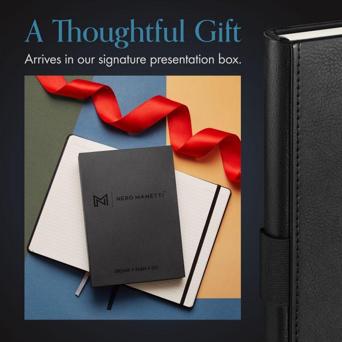 Executive-notebook-journal