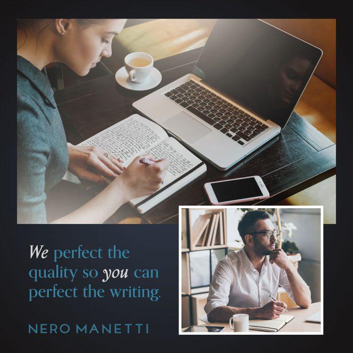 Nero-manetti-A5-notebook